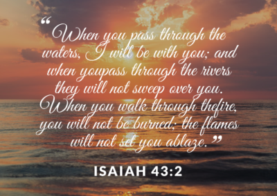 Trusting God is Essential