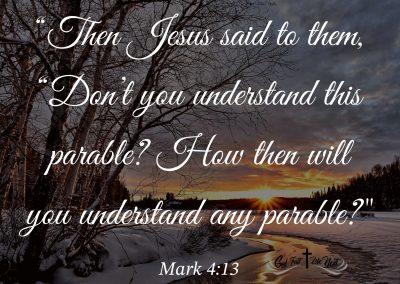 Teaching Through Parables